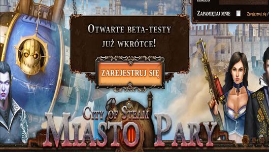 City of Steam jest już po polsku