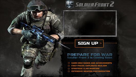 Soldier Front 2 ruszył z testami CBT