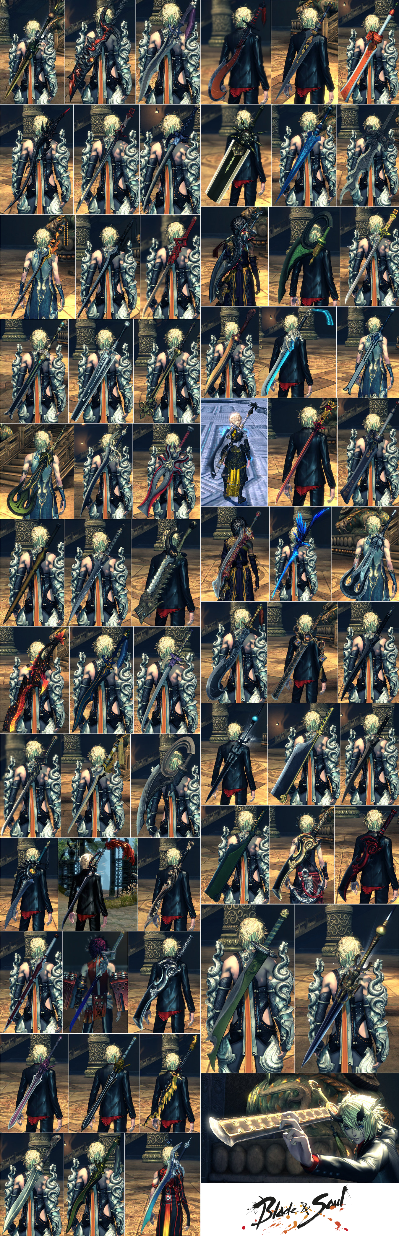 Blade-Soul-Blade-designs-of-the-game