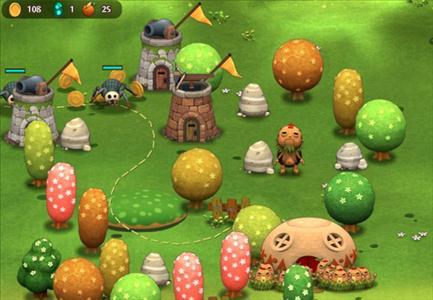 PixelJunk Monsters Online 002