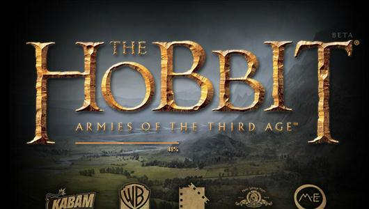 The Hobbit Armies of the Third Age