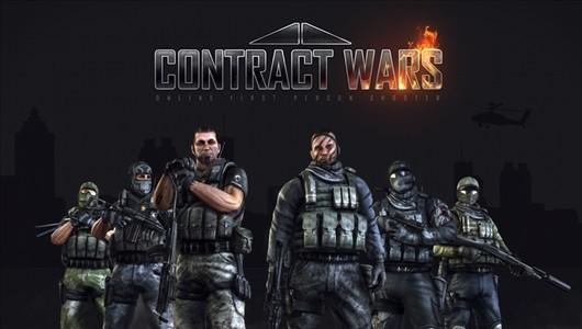 Contract Wars: Ciekawy, casualowy shooter na przeglądarki