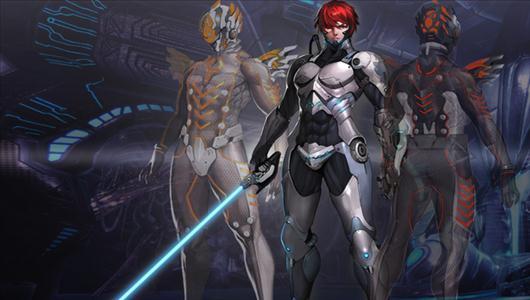 Queen's Blade Online: Będzie pierwszy facet w grze!
