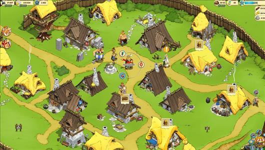 widok wioski