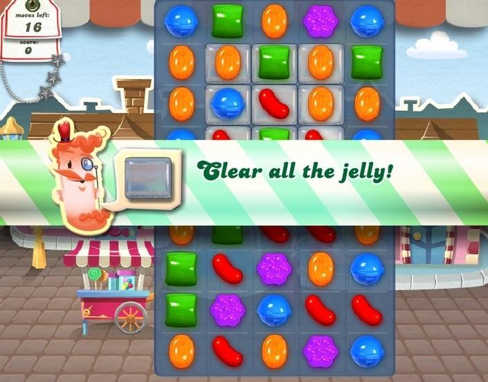 Candy Crush Saga 001