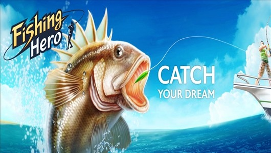 Fishing Hero: Gra o łowieniu ryb rusza z CBT – mamy klucze!