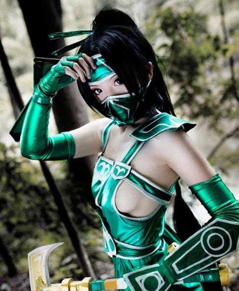 League of Legends Cosplay 003