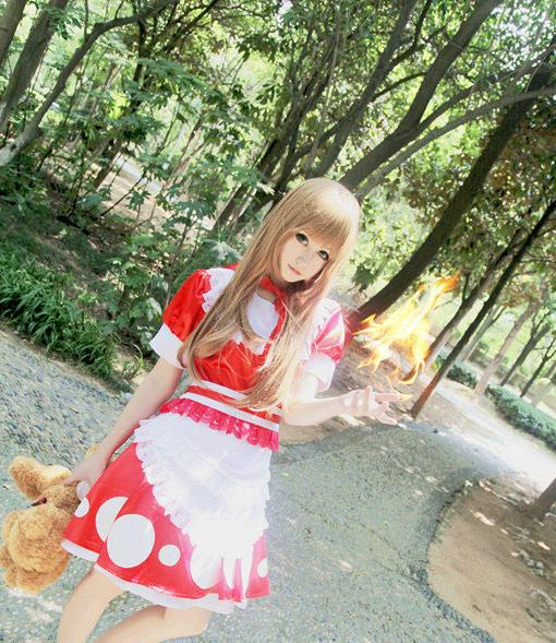 League of Legends Cosplay 008