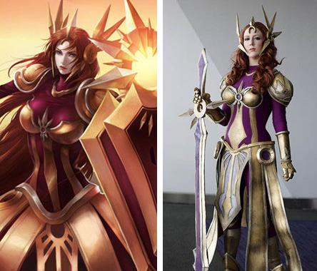 League of Legends Cosplay 014