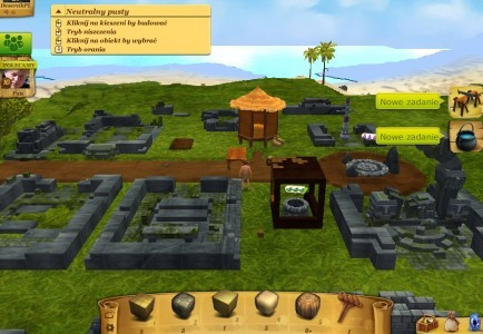 ronsonowie budują miasto