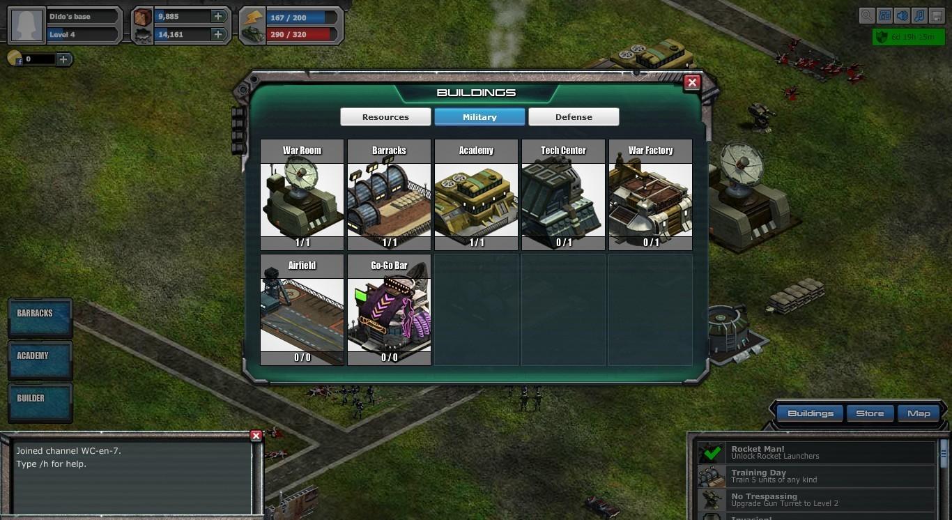 war-commander-wojsko
