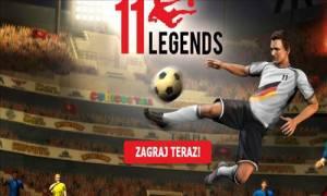 11 Legends: Wszystko o treningu i boisku treningowym