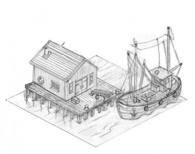 Port w Rising Cities