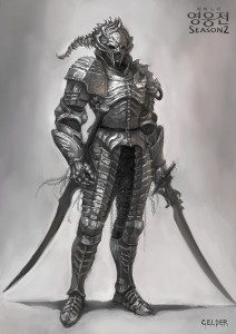 Mabinogi-Heroes-Skull-armor-design-0