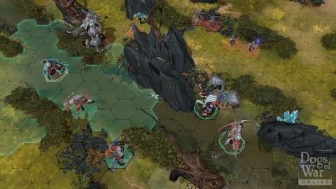 Strategiczne planowanie na heksagonalnych polach walki