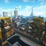 Miasta, wieże i wspaniałe cuda świata