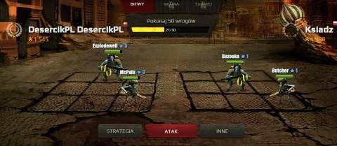 strategia na polu walki