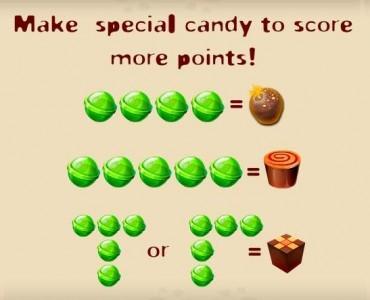 tworzenie bonusów w sweet kingdom