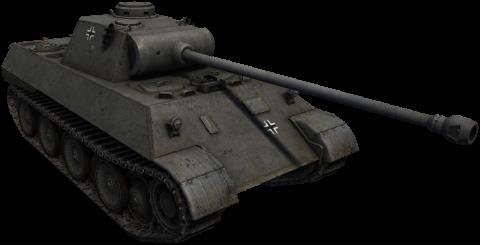 VK 30.02 (M) (Tier VI średniej klasy)