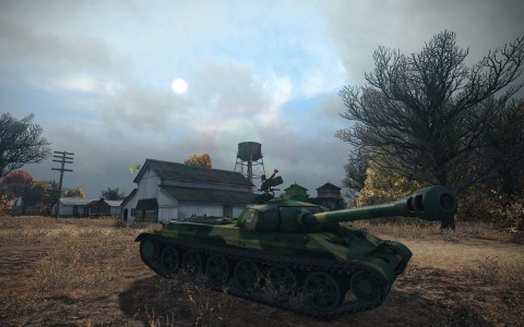 112, Tier VIII Heavy Tank
