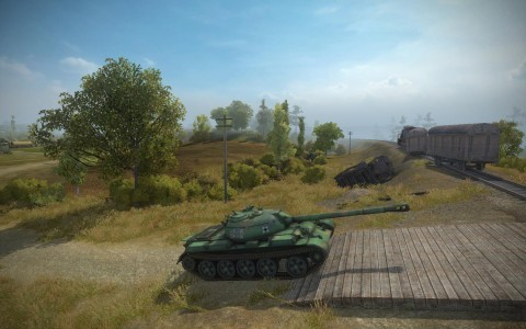 T-34-3, Tier VIII Medium Tank