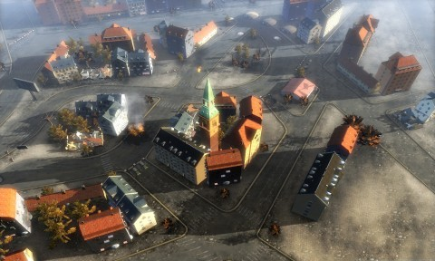 Widok miast w EWO robi naprawdę duże wrażenie, a grafika już nie stanowi przeszkód dla gier przeglądarkowych