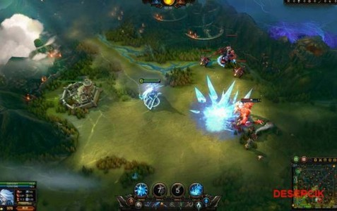 moba tencent games Battle of the Gods