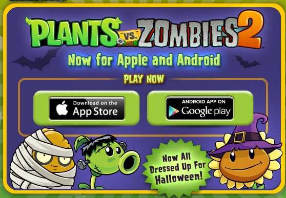 Letnie Noce już się rozpoczęły w Plants vs Zombies 2