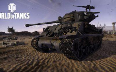 World of Tanks: Strategia przetrwania