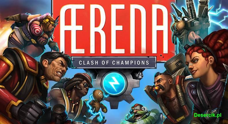 Aerena – Clash of Champions