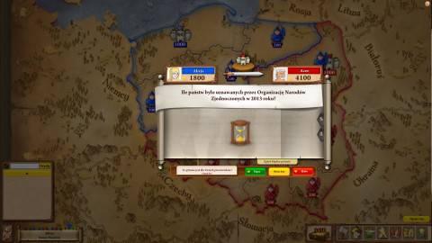 Triviador - atakuj przeciwników i broń swojego zamku!-1
