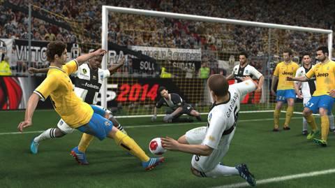 Winning Eleven Online 2014-2-1