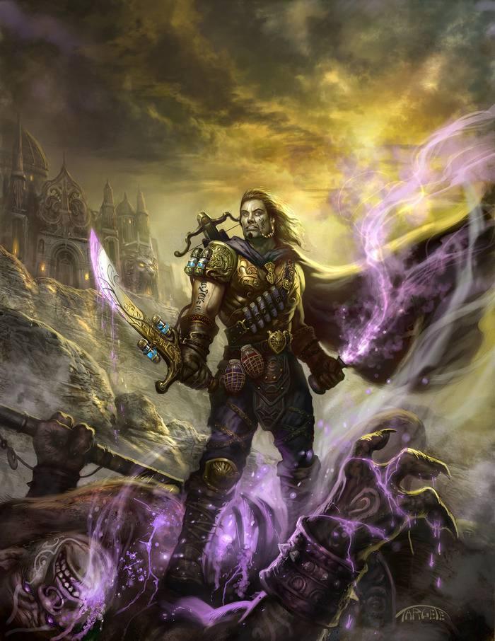 Pantheon: Rise of the Fallen ruszył z kampanią na Kickstarter