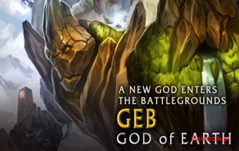 Geb, bóg ziemi