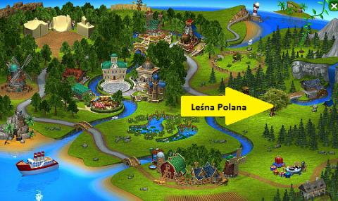 Gdzie znajdę Leśną Polanę?