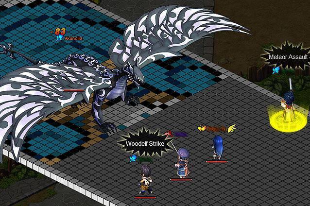 legend of slayers screen