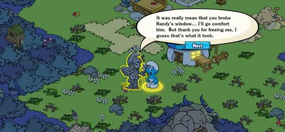 Poradnik do Smurfs & Co: Spellbound