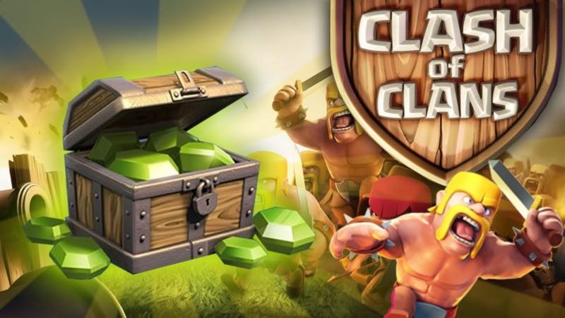 Jak zdobyć za darmo diamenty w Clash of Clans?
