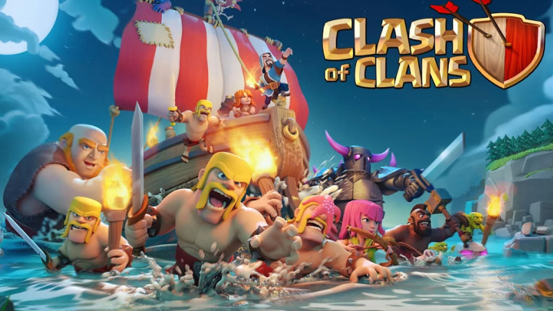 Strategia ataku i obrony Barbarzyńcami w Clash of Clans