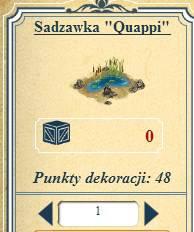 """Sadzawka """"Quappi"""""""