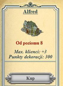 Alfred - dom mieszkalny
