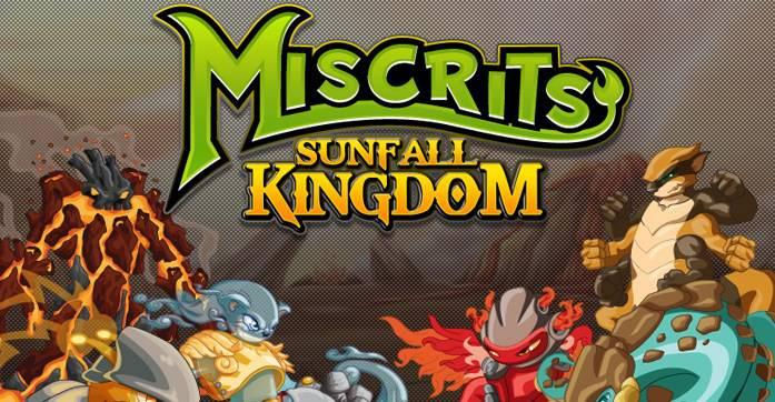 Statystyki Miskritów Ognia z Sunfall Kingdom