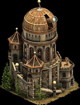 Obserwatorium – Perła Architektury w Forge of Empires na Wielkanoc