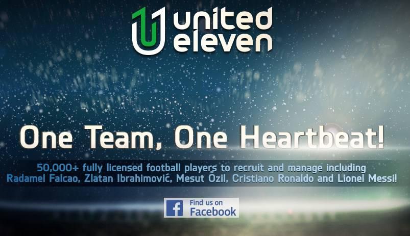 Dziś debiutuje również United Eleven, nowy menadżer futbolu od Nexona