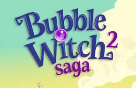 Bubble Witch Saga 2 zyskuje 20 nowych poziomów i Bubble Bomb