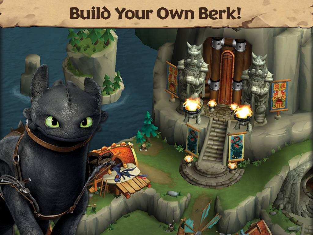 Odbuduj wioskę wikingów