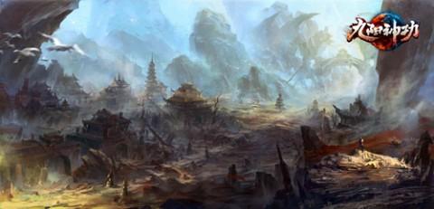 King of Wushu Zwiastun gry 2