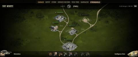 Twierdze w World of Tanks