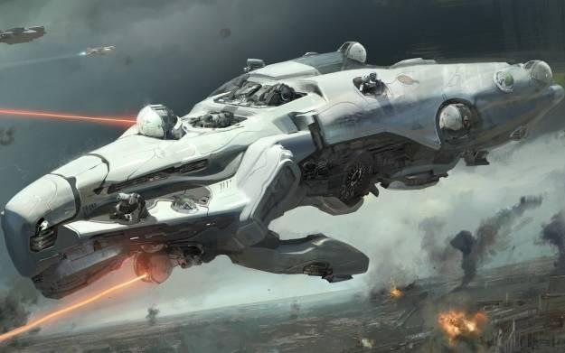Dreadnought, nowa gra z wielkimi krążownikami, niezły kąsek dla fanów EVE Online