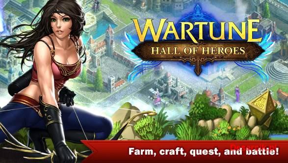 Wartune w końcu zawojował urządzenia mobilne – Hall of Heroes na iOS i Android